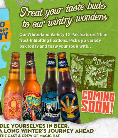 Winterland Variety Pack